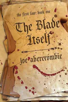 the-first-law-the-blade-itself-joe-abercrombie