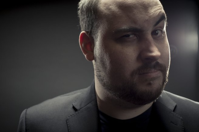 "John ""TotalBiscuit"" Bain - Portrait"
