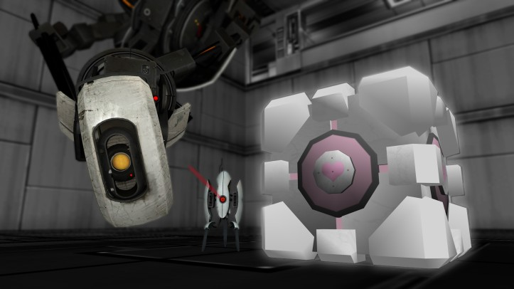 mmd___companion_cube___portal_2_by_crafterbazimon-d4xx8pb