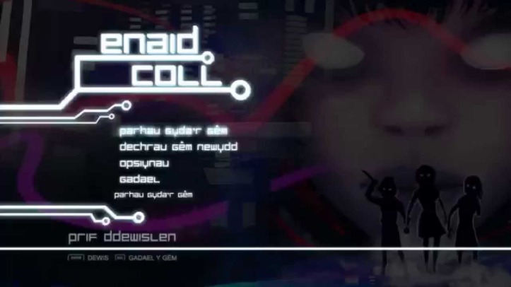 Enaid Coll by Wales Interactive, otherwise known as Master Reboot.